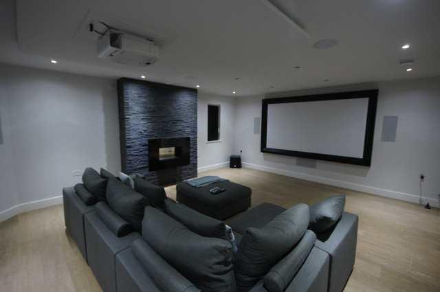 UK Home Cinemas