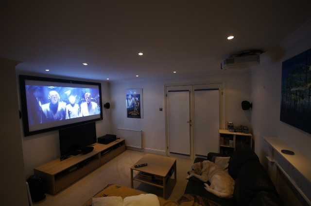 Cinema Room in Bournemouth