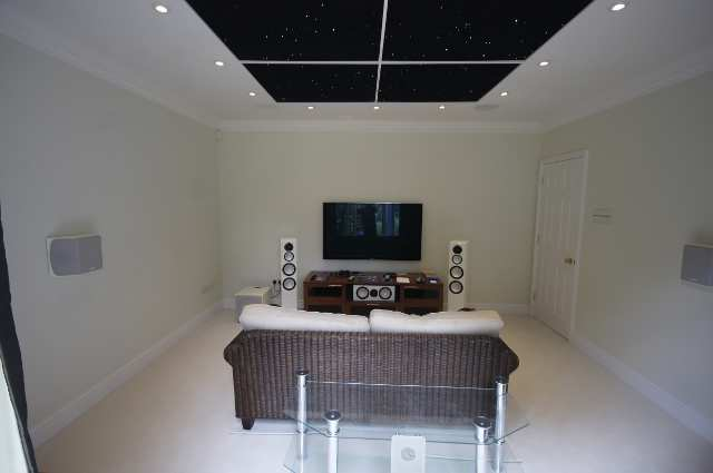 CTV Cinema room in Beaconsfield