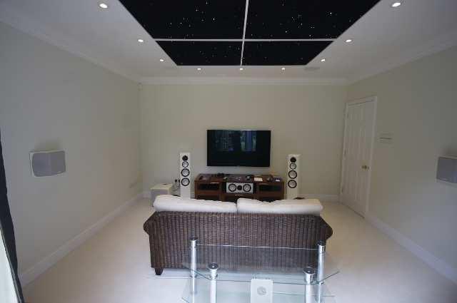 CTV Cinema room in Beaconsfield