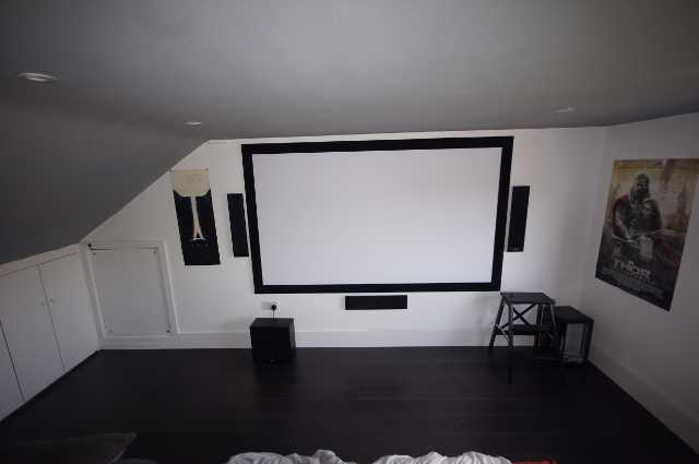 Cinema Room In windsor