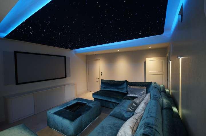 Cinema Room in Kingston