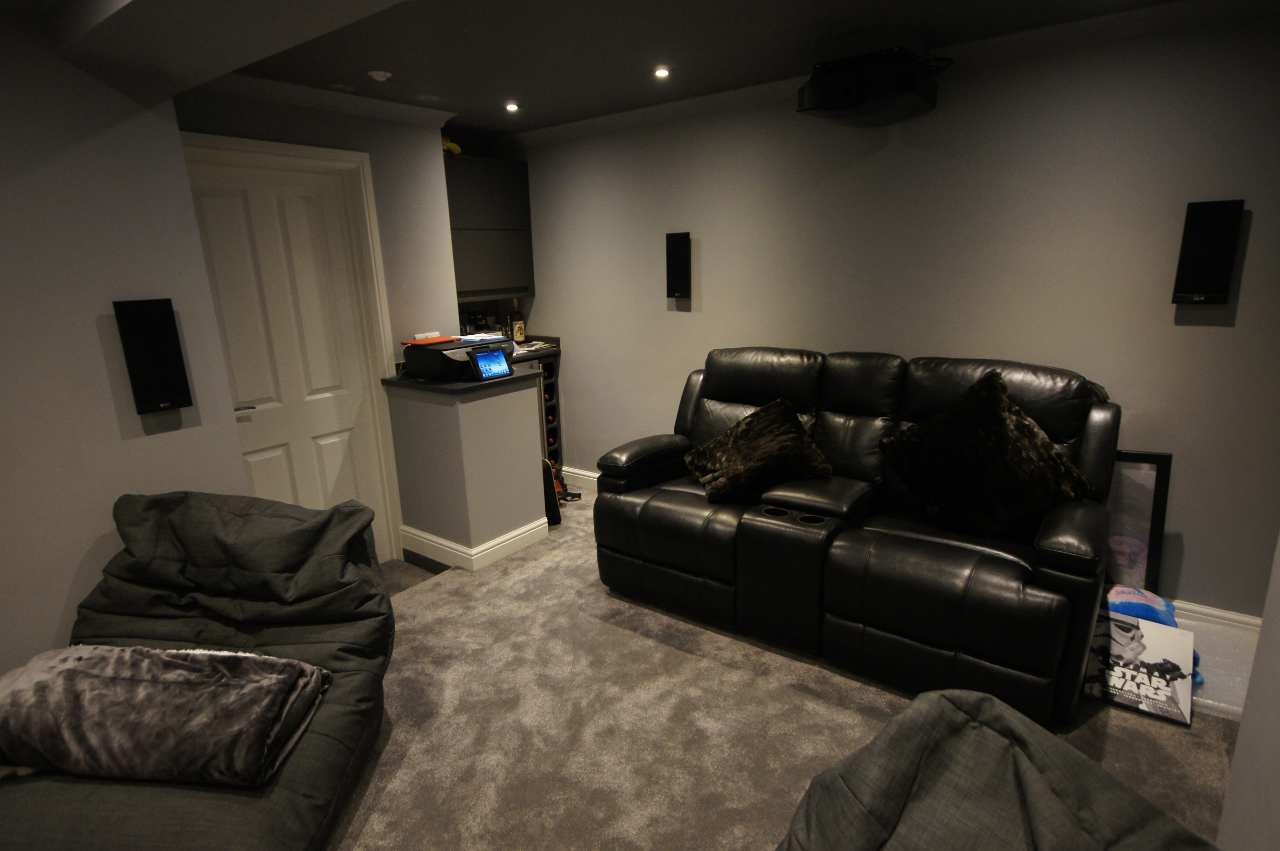 UK Home cinemas home cinema installers in Berkshire