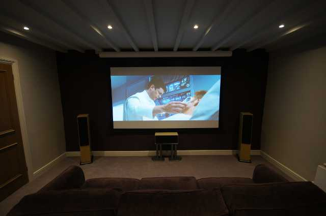 Cinema Room near Banbury