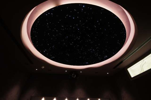 Star Ceiling cinema in Chelsea