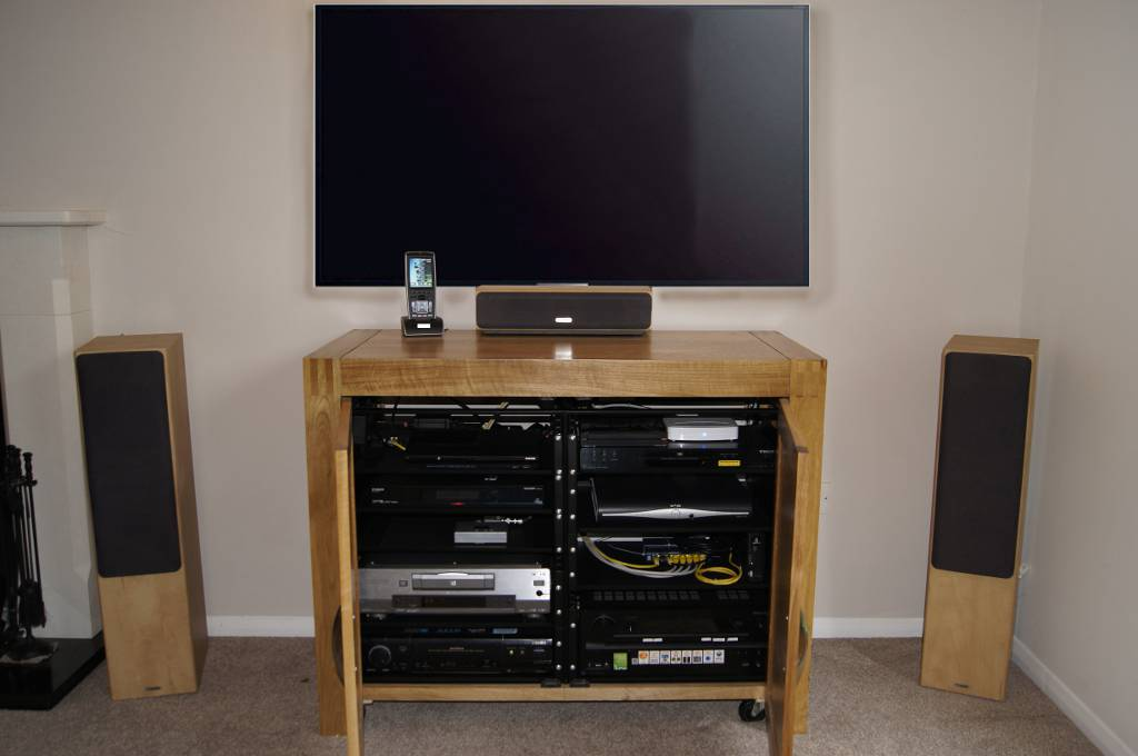 Home cinema installers in Berkshire and Surrey