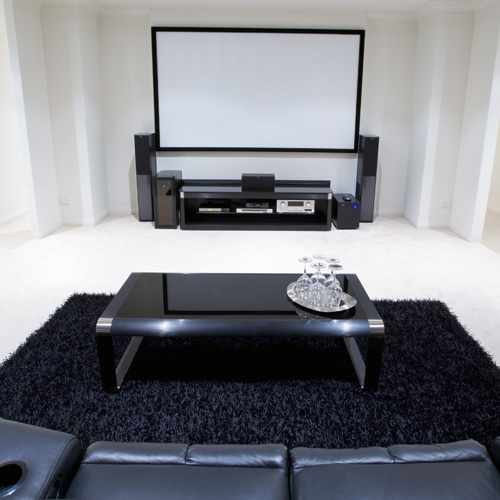 Service and technical support visit for Home cinema in Berkshire, Surrey.