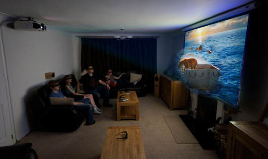 lounge home cinema installation package for Berkshire, London, Hampshire, Surrey, Oxfordshire