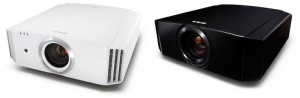 Home Cinema Projector Installation JVC-DLA-X500
