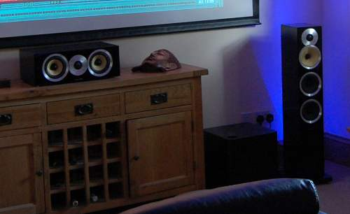 7.1 sound for Home cinema installation in Norfolk
