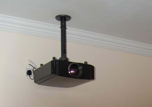 3D home cinema installation in Norfolk
