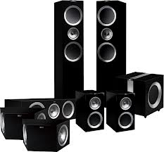 Professional home cinema installation - Kef R900 11.2