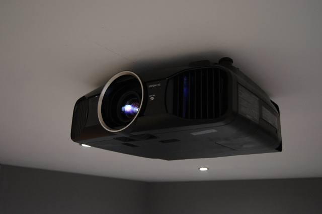 UK Home Cinemas Flush Projector Bracket For Epson Projectors - UK Home Cinemas