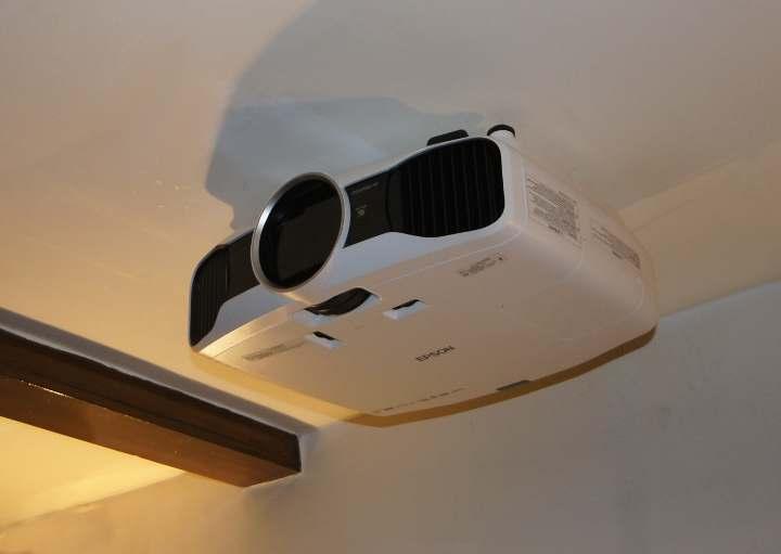 Uk Home Cinemas Flush Projector Bracket For Epson