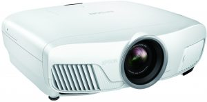 Epson EH-TW7300 projector with installation