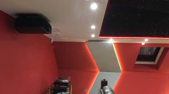 VPL-VW760 low profile ceiling bracket